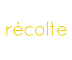 Logo Récolte