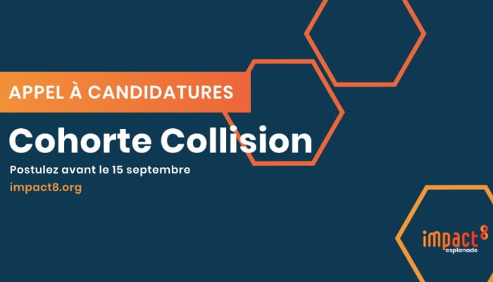 Appel à Candidatures Collision