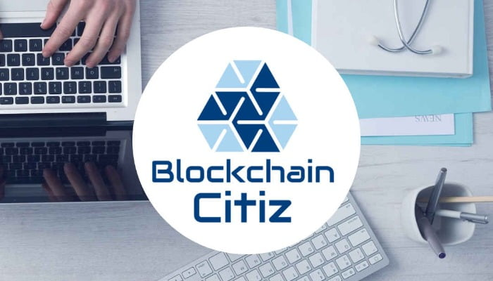 Logo Blockchain Citiz