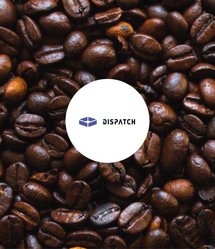 Organisation Dispatcg Coffee