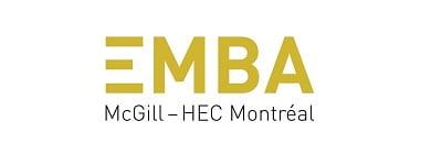 Logo EMBA McGill HEC Montreal