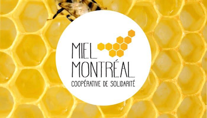 logo Miel Montréal