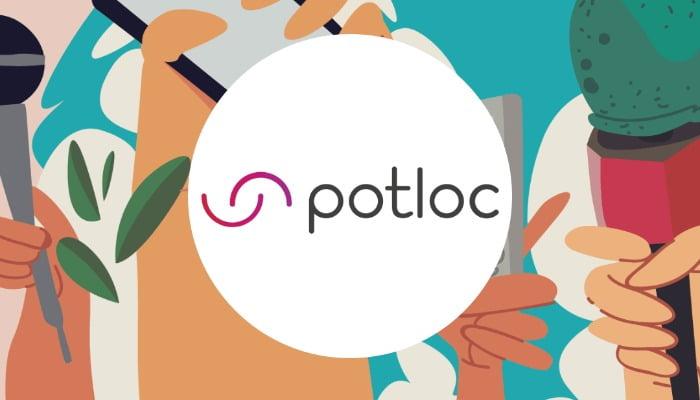 Logo Potloc