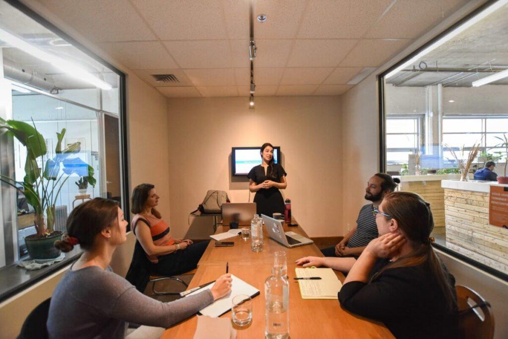 Atelier Financement avec Natasha Gupta