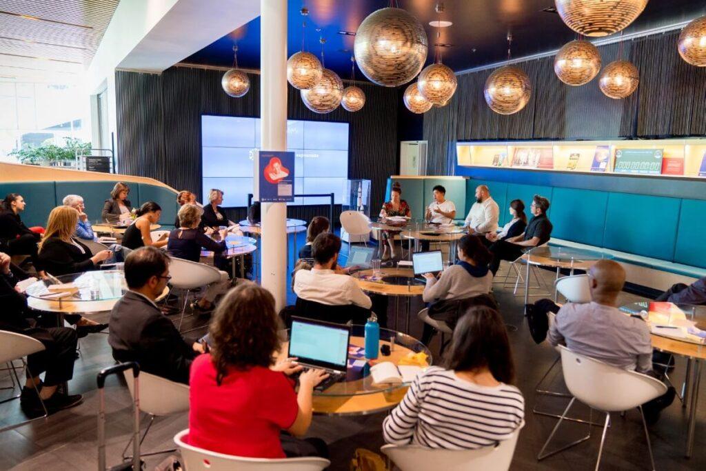 Atelier événement possibles - technologie et innovation sociale